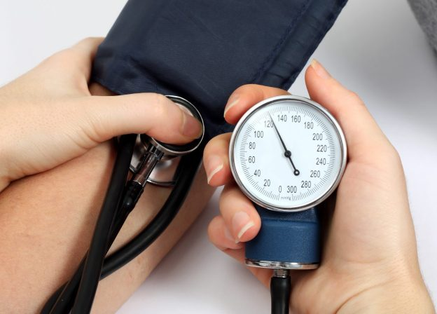 Hypertension goes mostly untreated