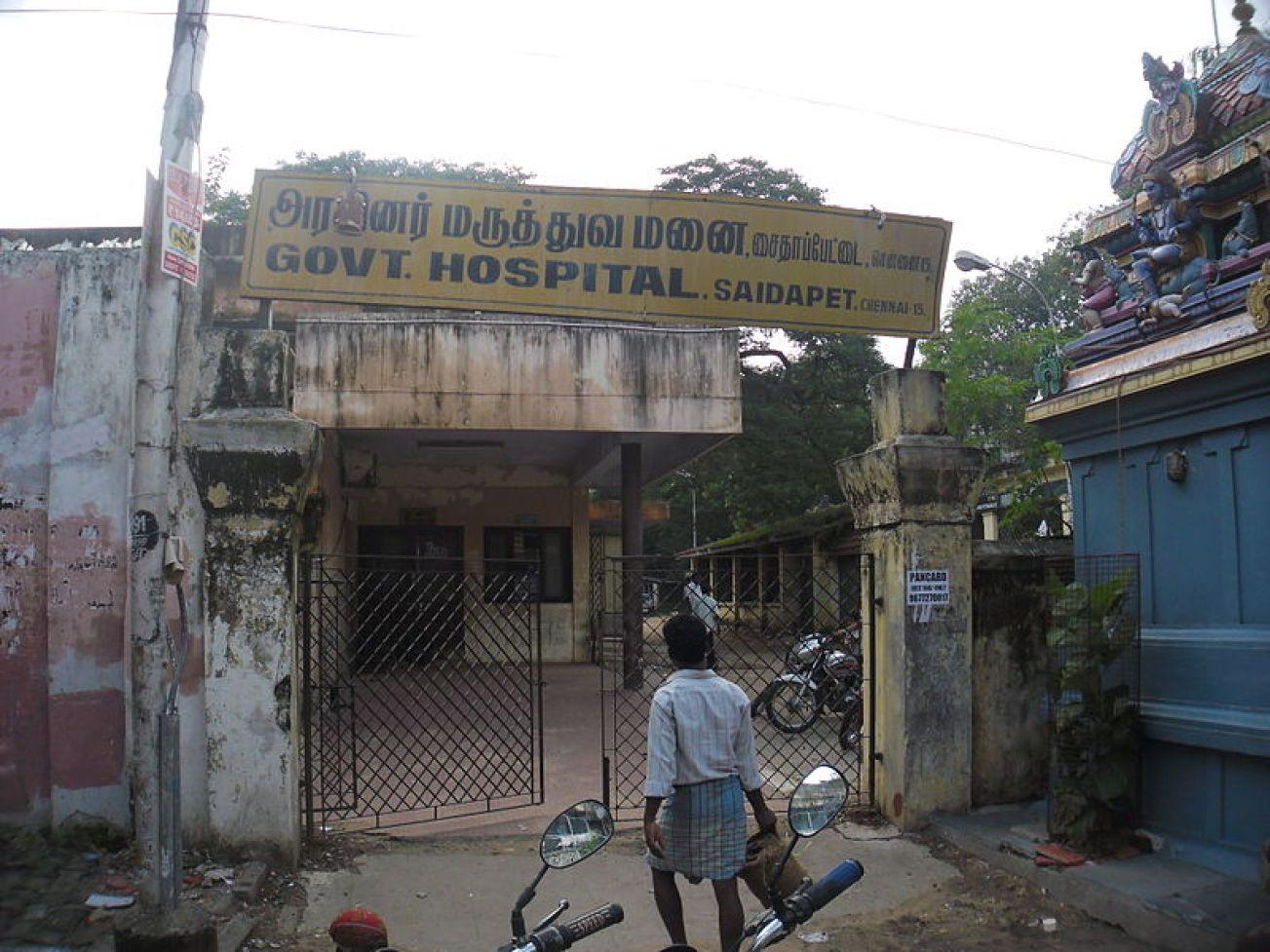 Water supply crisis hits Chennai's hospitals