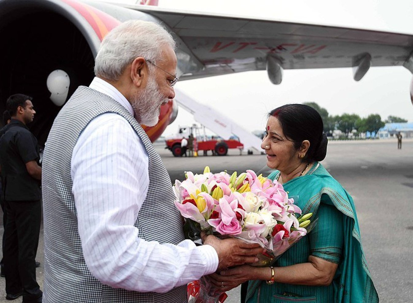 The legacy of Sushma Swaraj
