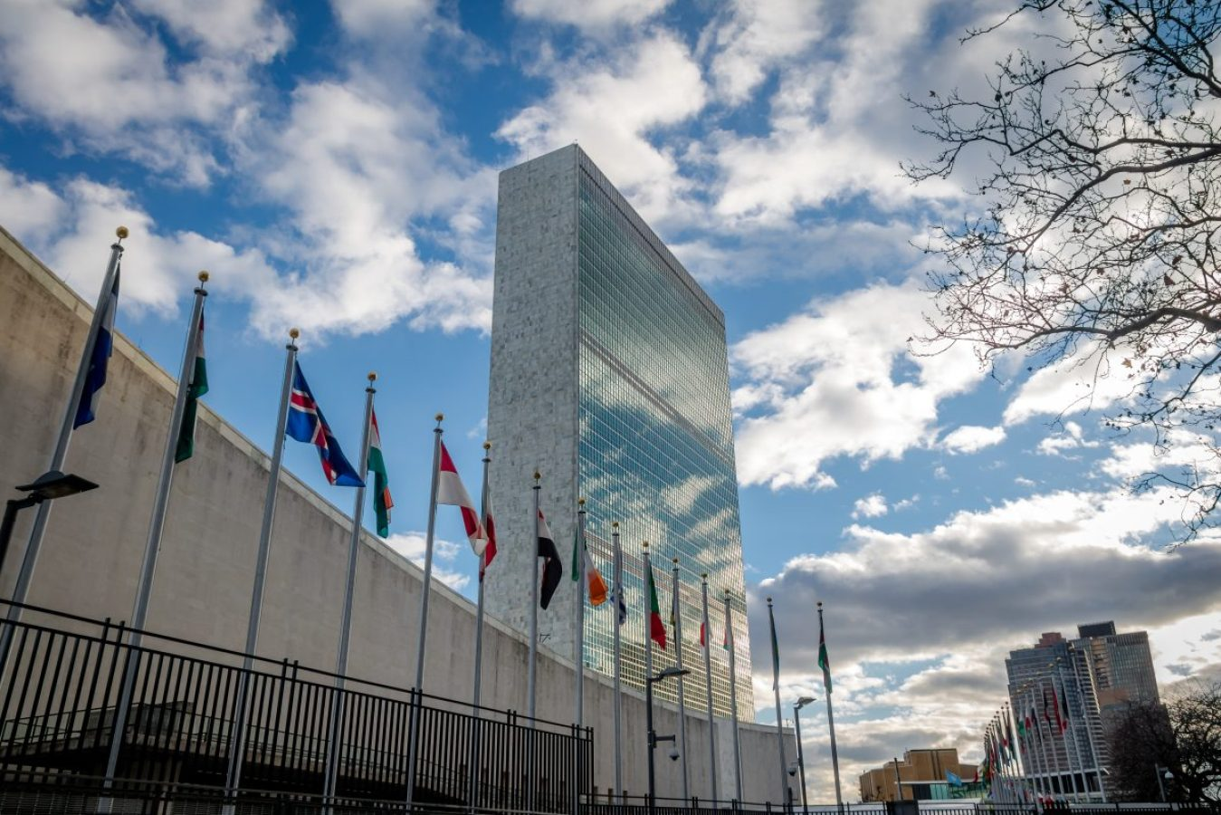 Humanitarian aid: More to be in need, UN warns. Caption: The United Nations headquarters in New York. Image credit: Diego Grandi / 123rf