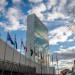 The United Nations headquarters in New York. Image credit: Diego Grandi / 123rf