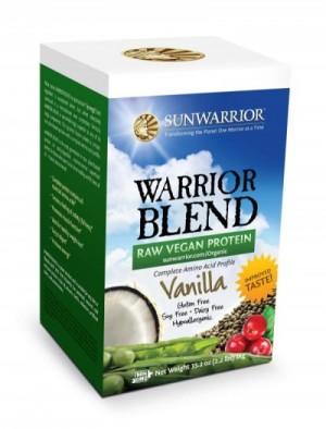 sunwarrior vegan protein by vicky hadley