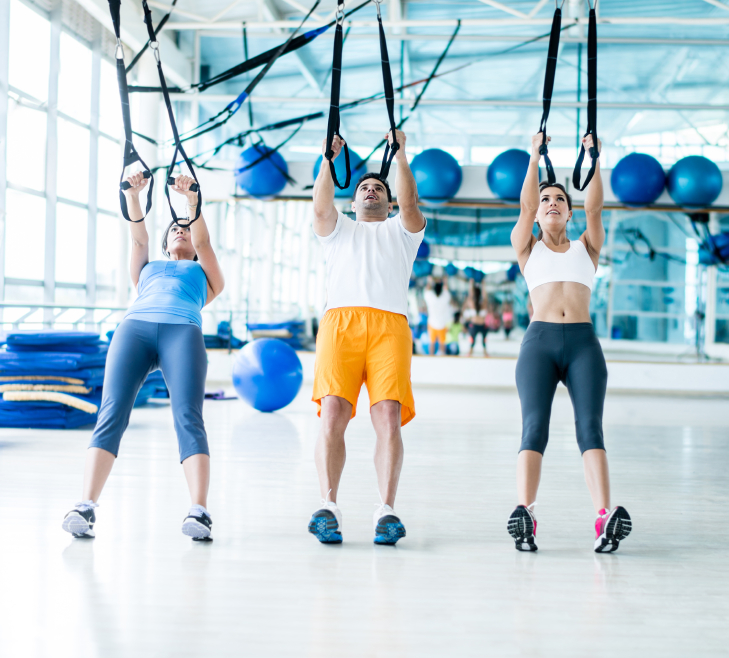 TRX workout 16 buzz health words by Healthista
