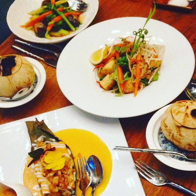 main courses pad tahi patara london best vegan menu restaurant by healthista
