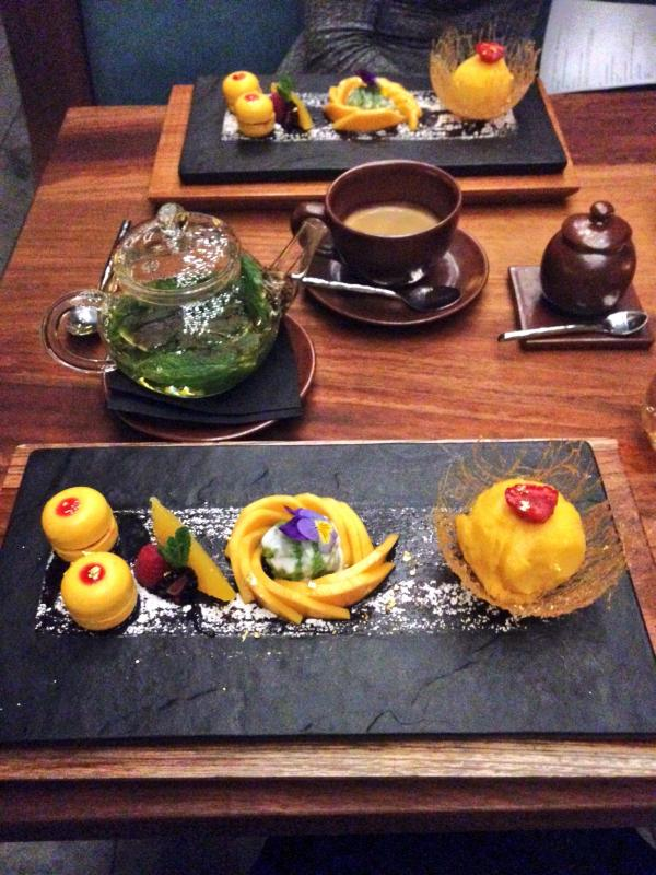 sweet finale patara london best vegan menu restaurant by healthista