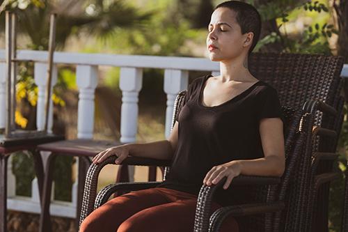 staying sane through mindfulness