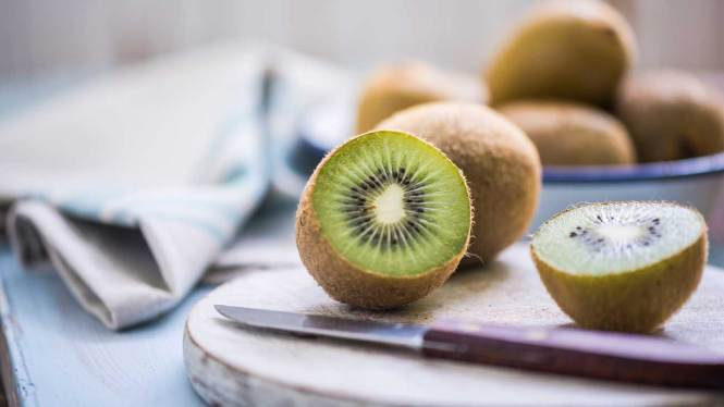 advantages from feeding on the kiwi