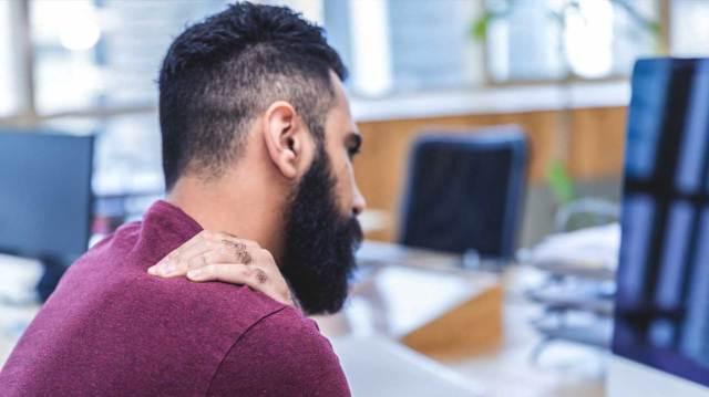 hombres con fibromialgia