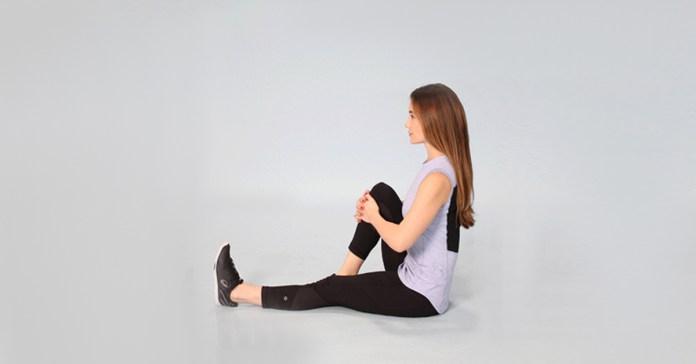 Kết quả hình ảnh cho Seated Leg Raise