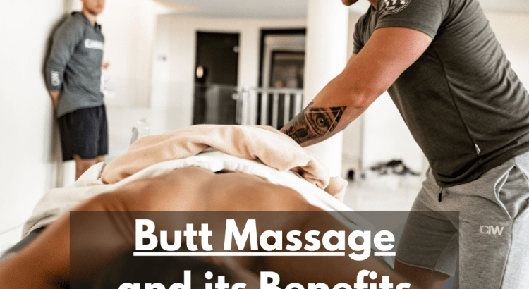 butt massage