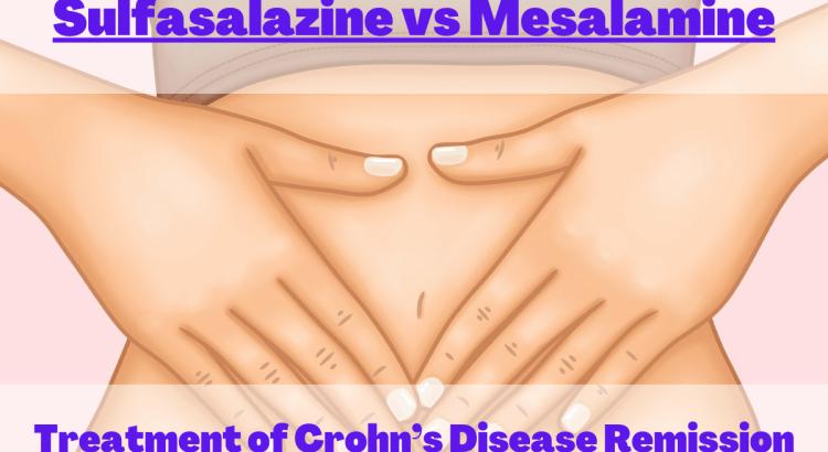 Sulfasalazine vs Mesalamine