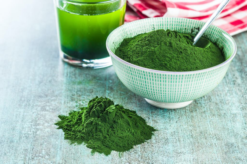 benefits of drinking chlorophyll