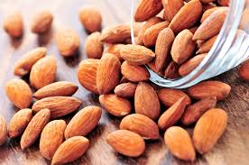almond heart healthy foods