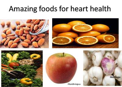 food for heart health