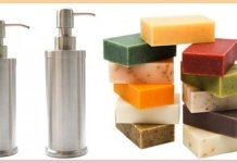Bar Soap vs Liquid Soap