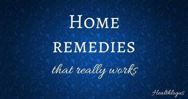 home remedies that really works