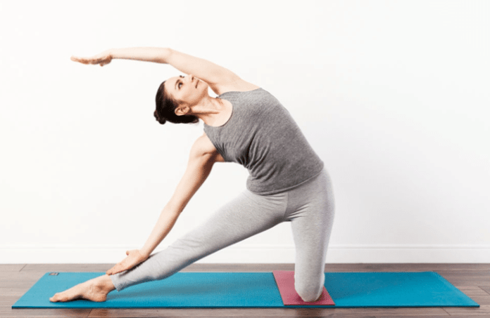 Parighasana (Gate Pose)