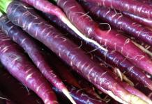 Purple Carrot Benefits