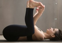 Ananda Balasana (Happy Baby Pose)