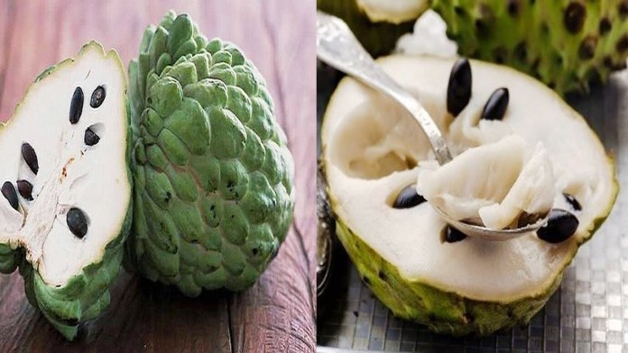 benefits of cherimoya fruit