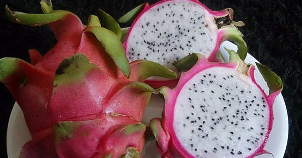 dragon fruit benefits and nutrition