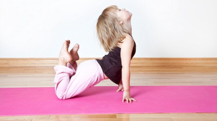 yoga poses for autism