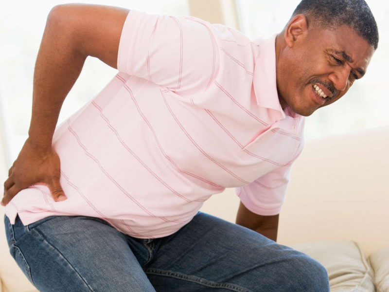 Put your back pain behind you