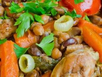 The Best and Easy Chicken Tagine Recipe