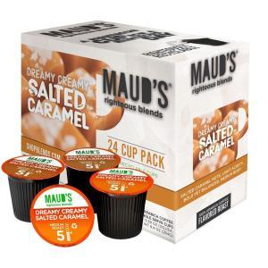 24 Decaf Salted Caramel Coffee Pods Trial