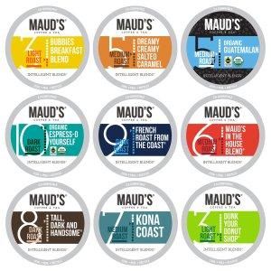 Maud's Coffee Variety Pack - 80ct