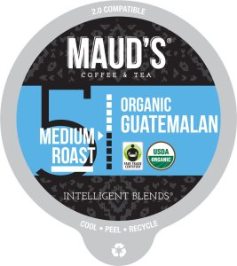 Organic Guatemalan Coffee Pods