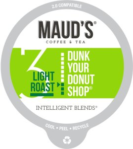 Donut Shop Blend Coffee Pods
