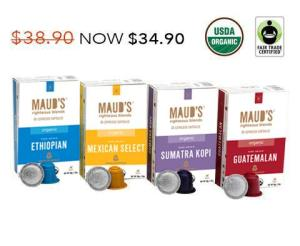 Pure Origin Espresso Capsules Variety Pack, 80ct.