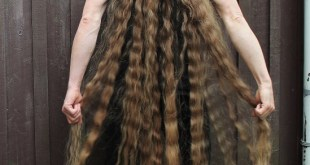 اطالة الشعر