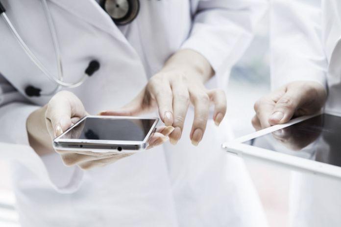 Aus- und Weiterbildung mit Tablet