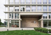 Digitalisierung der Healthcare-Branche: Das Büro von Roland Berger in München