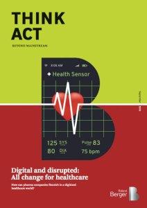 Die Digitalisierung der Gesundheitsbranche: Studie von Roland Berger