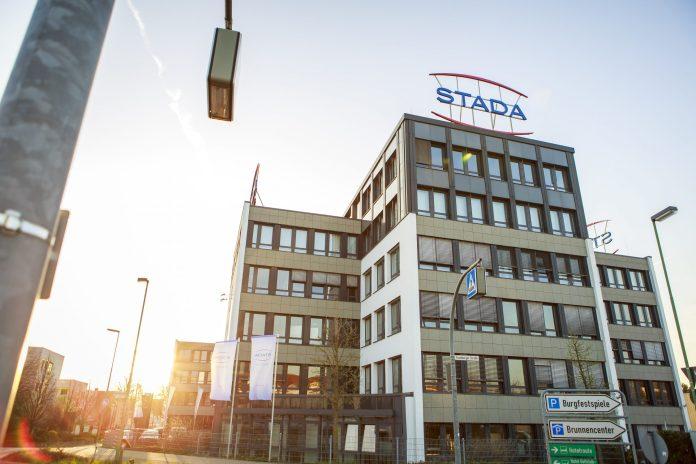 Der Hauptsitz von STADA in Bad Vilbel