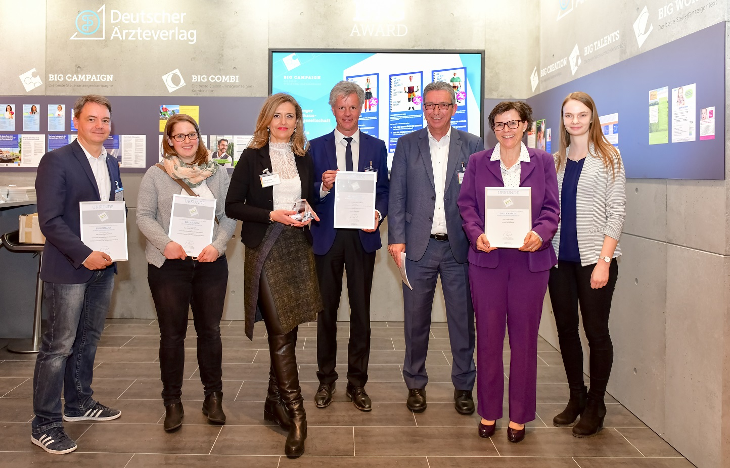 """BIG AWARD 2019: Die Gewinner und Finalisten in der Kategorie """"BIG CAMPAIGN"""", ©Figiel"""