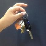 hang up the keys