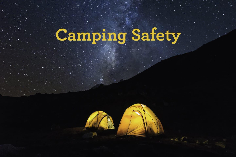 Tent Safe Propane Heater & Safe Propane Heater
