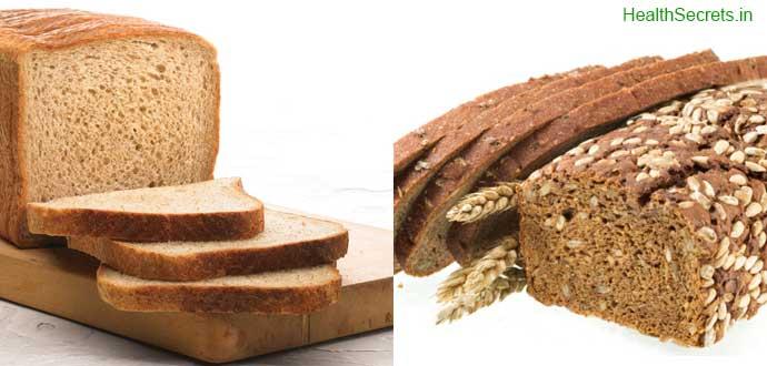 whole-grain vs multigrain bread