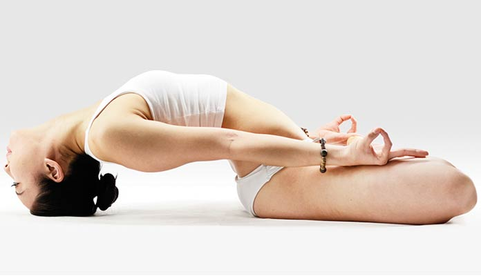 Fish-Pose-(Matsyasana)