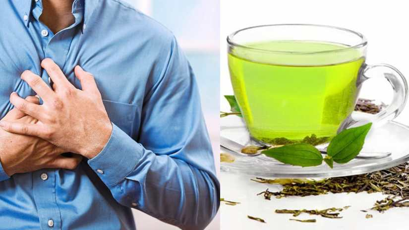 Green Tea for heart