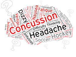 CONCUSSION: TREATMENT, CAUSES, SYMPTOMS, PREVENTION & RECOVERY