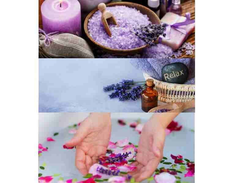 How to Improve Your Valentine's Day with Lavender Bath Salts
