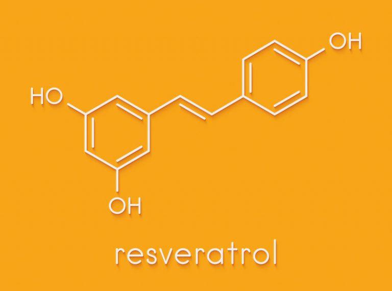 Formula resveratrolo