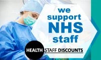 Discounts for all NHS Staff Liverpool