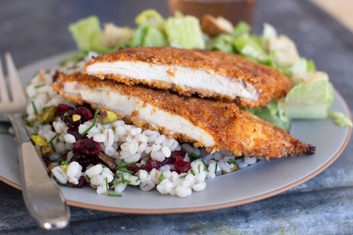 Frozen chicken linked with the recent salmonella outbreak