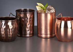 Copper Mugs Related To Food Poisoning Might Not Be So Scary After All